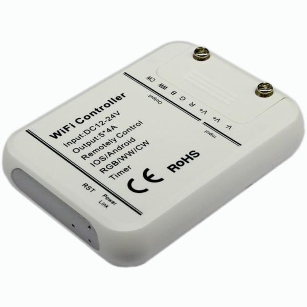 Controlador WiFi RGB/W/WW/CW