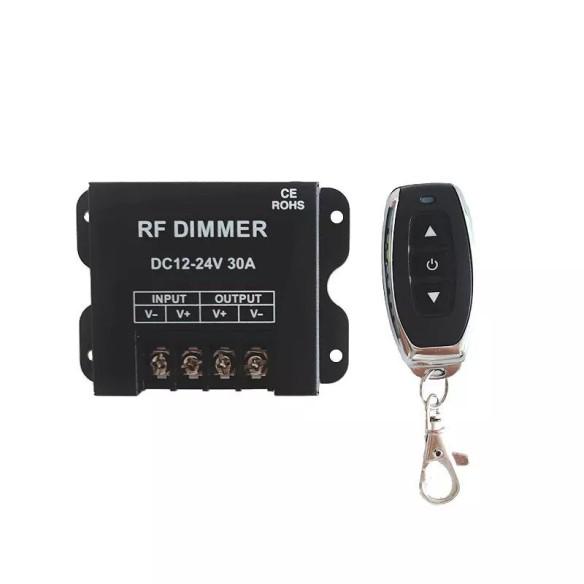Control remoto con control de intensidad