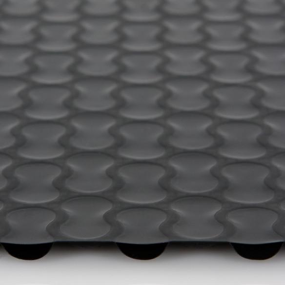 Cobertor GeoBubble negro