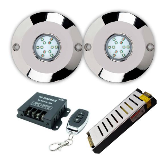 Pack mando y transformador