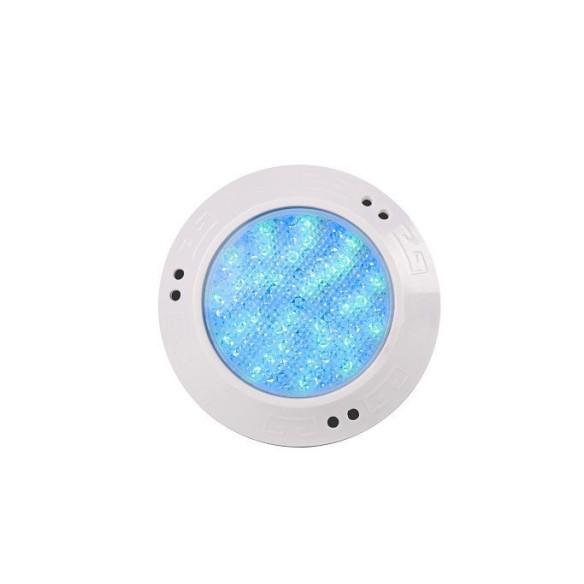 foco LED para piscina color azul